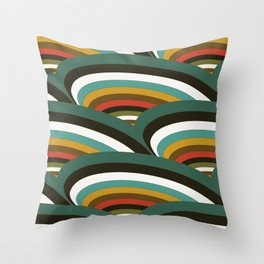 Arizona Desert Throw Pillow