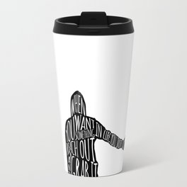 Into the wild Travel Mug