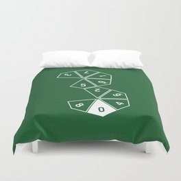 Unrolled D10 Duvet Cover