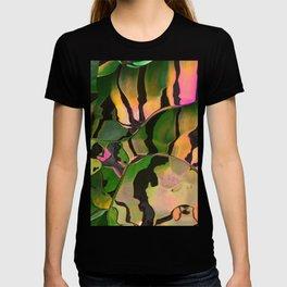 Vegetarian Zebra T-shirt