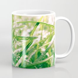 Morning Dew Drops Coffee Mug