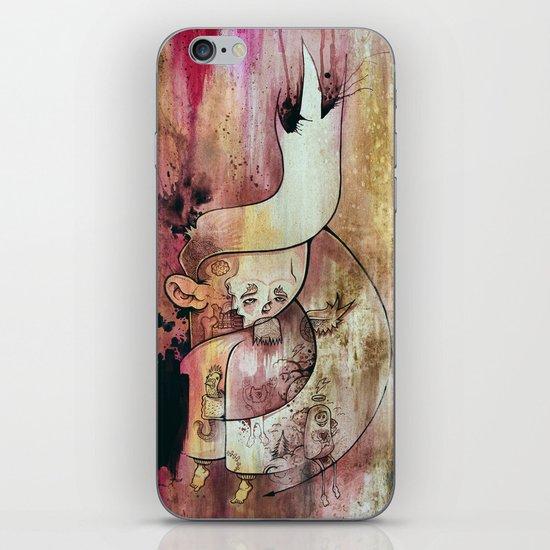 Purple Heart In Times of Peace iPhone & iPod Skin