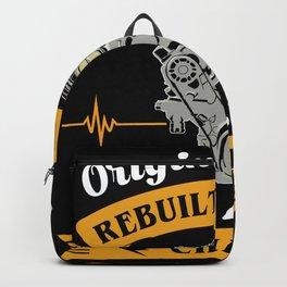 Heart Surgery Backpack