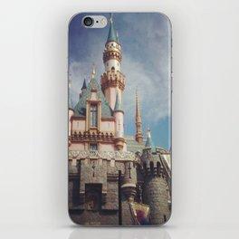 Sleeping Beauty's Castle iPhone Skin