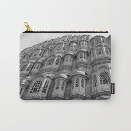 Balconies      (b/w) Carry-All Pouch