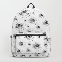 Blowing in the wind Backpack