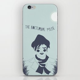 OF MONTREAL: NOCTURNAL MUSE iPhone Skin
