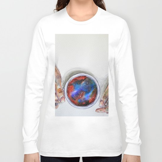 Taking some space Long Sleeve T-shirt