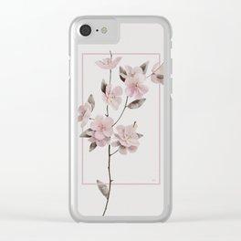 UGH! Clear iPhone Case