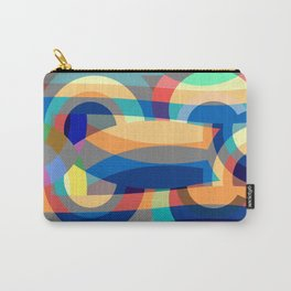 Marine abstraction II Carry-All Pouch