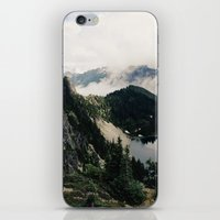 lake iPhone & iPod Skins featuring Eunice Lake by Kevin Russ