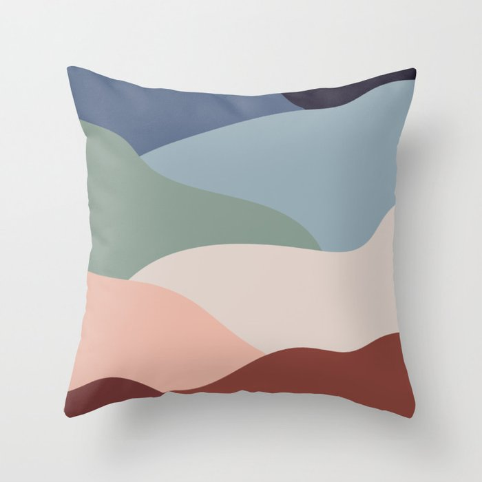 Supai Throw Pillow