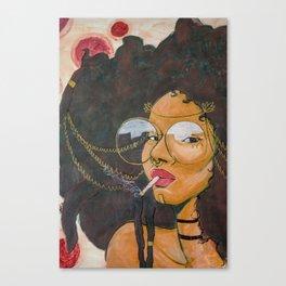 CurlFest '16 Canvas Print