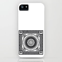 Celtic_001 iPhone Case