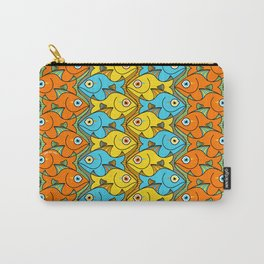Something is Nicely Fishy Here! Carry-All Pouch