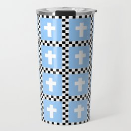Christian Cross 42 Travel Mug