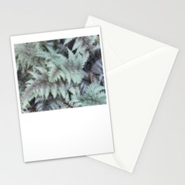 Red Fern by MRT Stationery Cards