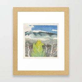 The Big Island, Hawaii Framed Art Print