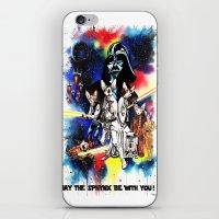 starwars iPhone & iPod Skins featuring StarWars Sphynx by Psyca