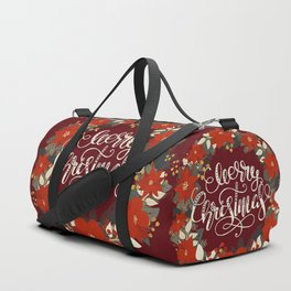 Christmas Greetings 5 Duffle Bag