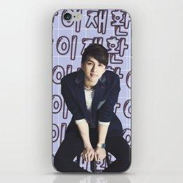 Glowing Lee Jaehwan (Ken) iPhone Skin