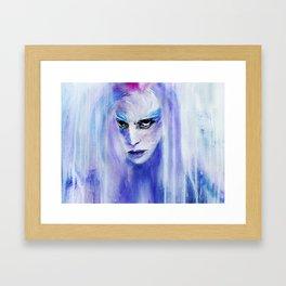 Wrath of Boreas Framed Art Print