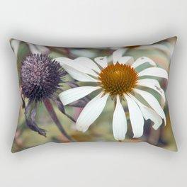 Autumnal Impression Rectangular Pillow