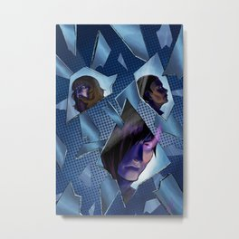 Issue 05 Cover Metal Print