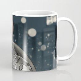 CAPTAIN IN THE WIND Coffee Mug