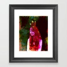 Princess Ceeline - 070 Framed Art Print