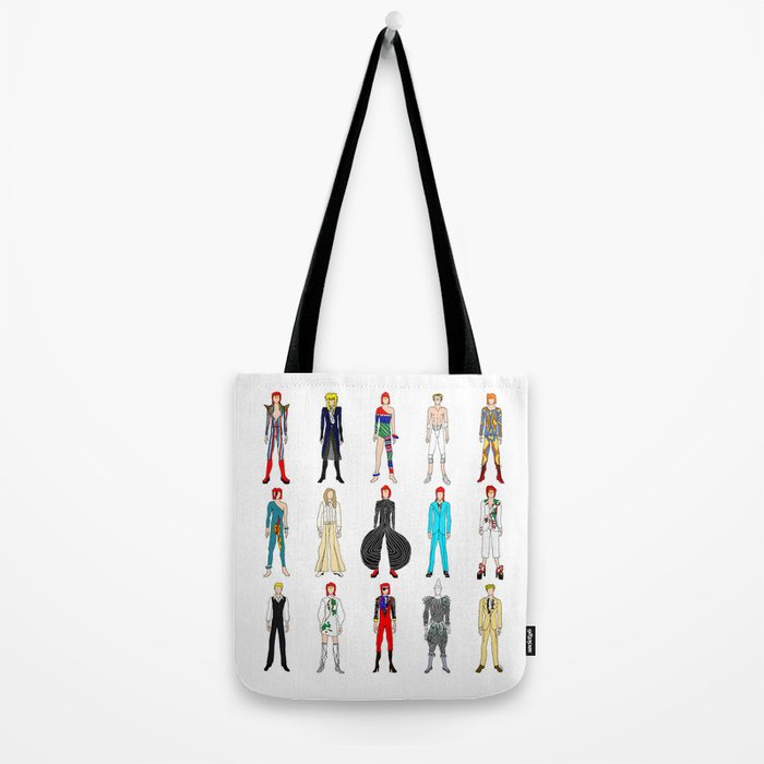 Retro Vintage Fashion 1 Tote Bag