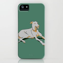 Walk? iPhone Case
