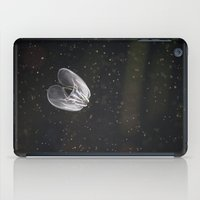 battlestar galactica iPad Cases featuring Jellystar Galactica by Young Swan Designs