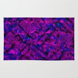 Vitrage (Purple) Rug