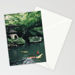 Happoen Garden Stationery Cards