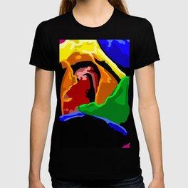 Rainbow Rose T-shirt
