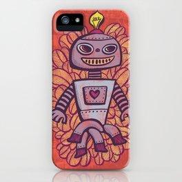 Idea Walker iPhone Case