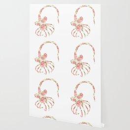 Floral Facehugger Wallpaper