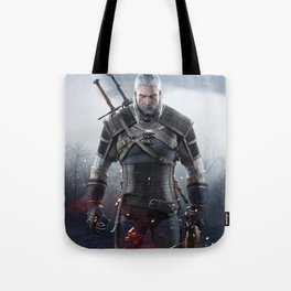 The Witcher 3 Tote Bag