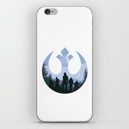 Rogue Rebels iPhone Skin