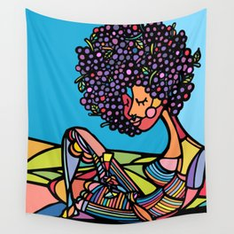 Afro Wall Tapestry