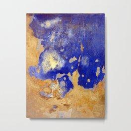 Blue Ruin Metal Print