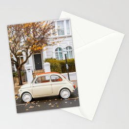 Autumn at Notting Hill Stationery Cards