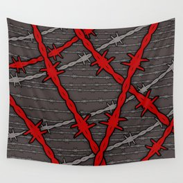 Barbed Wall Tapestry