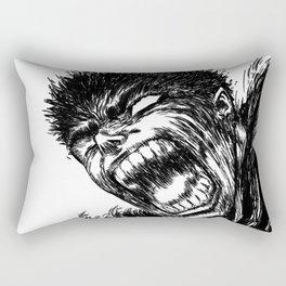 Berserk Guts 2 Rectangular Pillow
