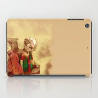 gravity falls iPad Cases featuring Gravity Falls by frigates