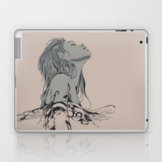 Floating in The Rhythm Laptop & iPad Skin