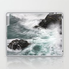 Atlantic Coast, Cornwall UK Laptop & iPad Skin