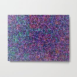 treemap mosaic - [interstellar] dust and gas cloud Metal Print
