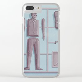 Start your own business! Clear iPhone Case
